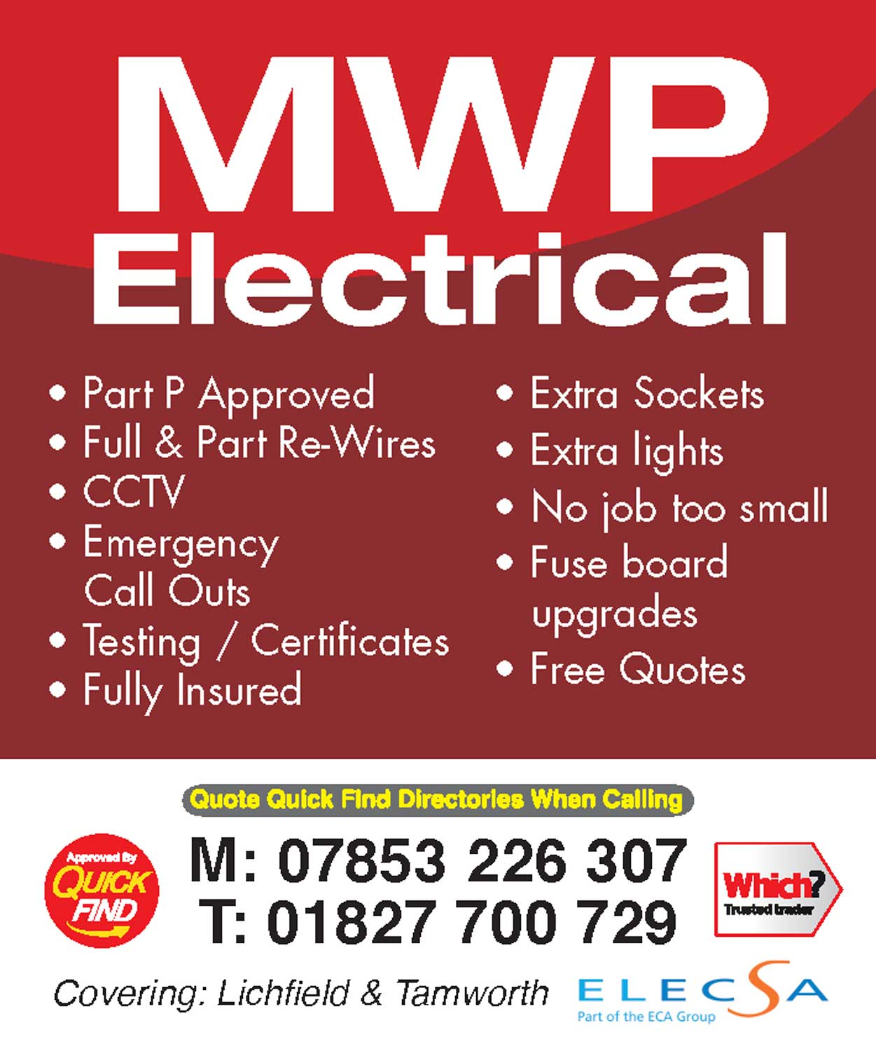 MWP Electrical