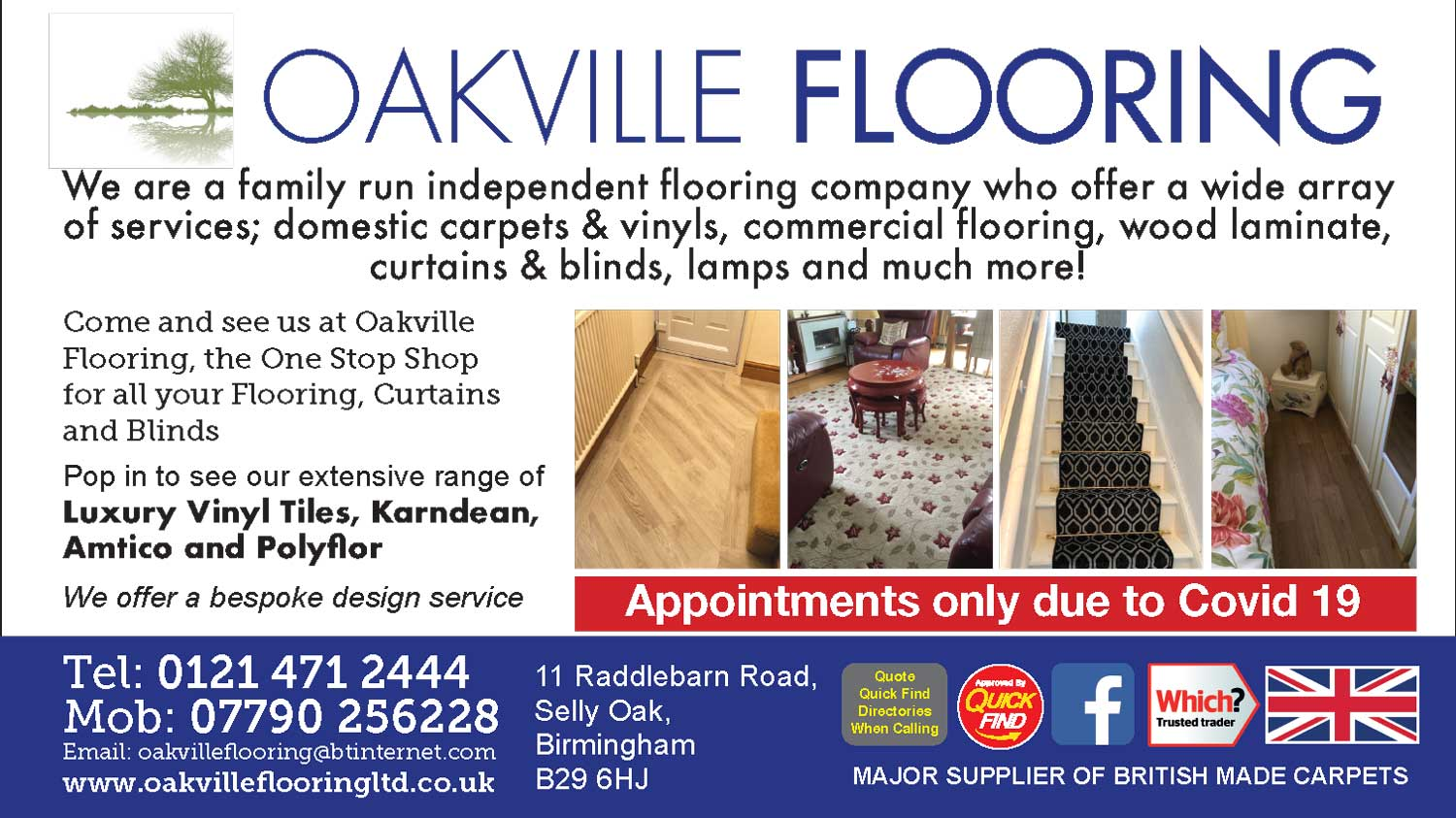 Oakville Flooring Ltd