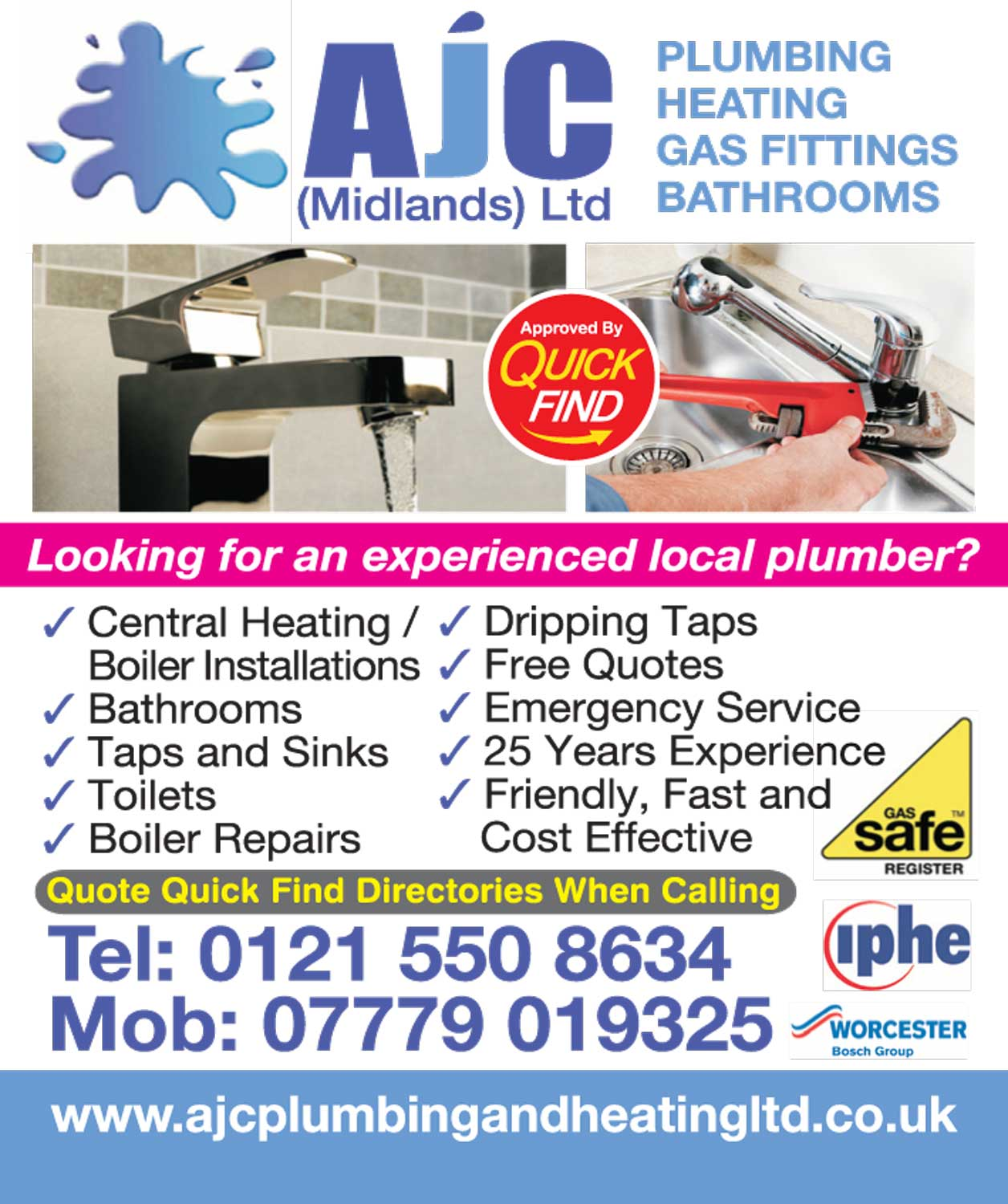 AJC Midlands Ltd