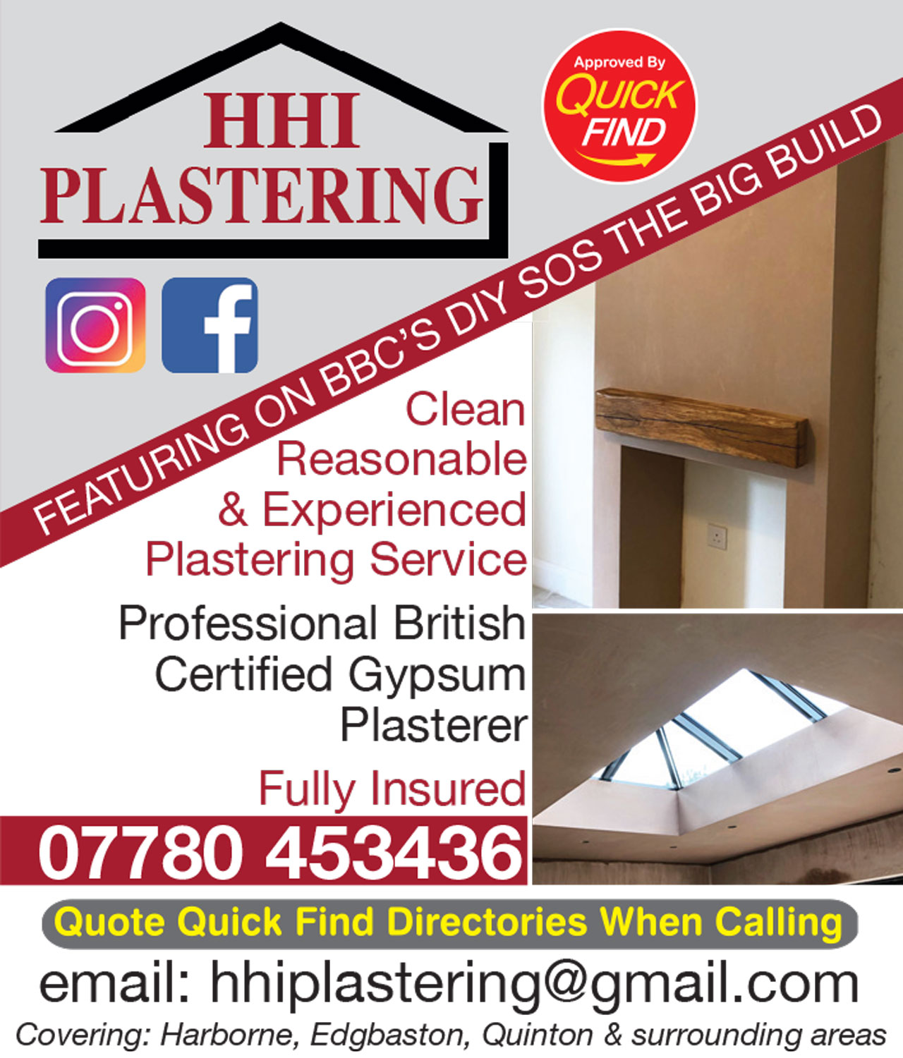 HHI Plastering