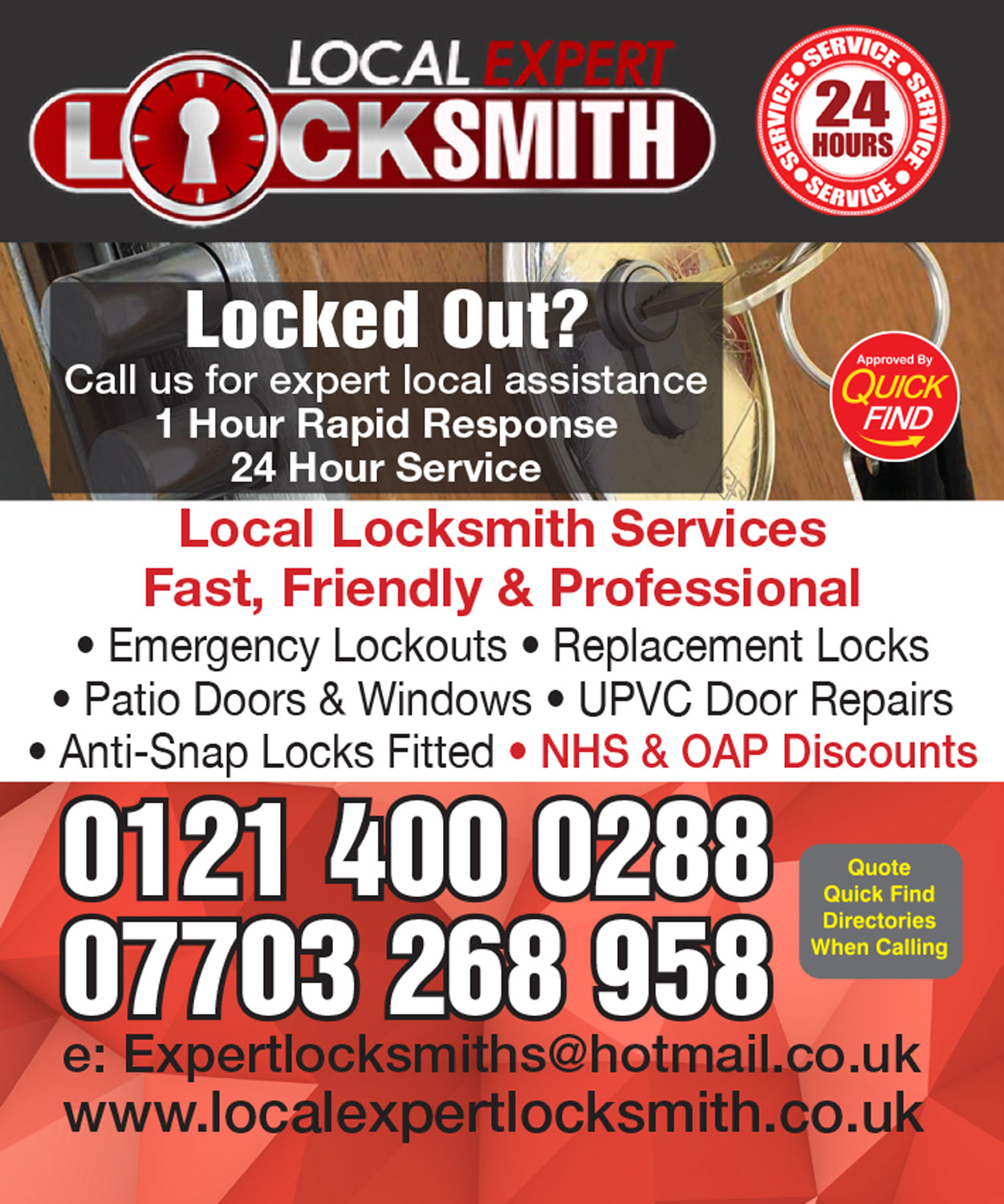 Local Expert Locksmith