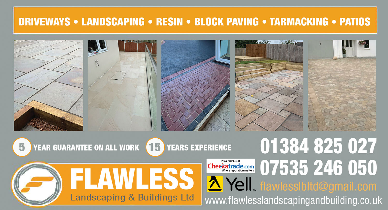 Flawless Landscaping & Buildings Ltd