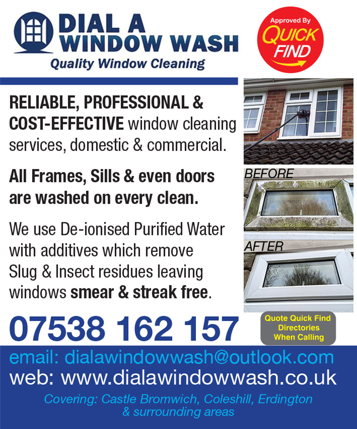 Dial A Window Wash
