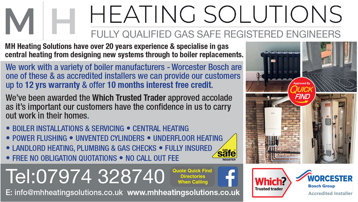 MH Heating Solutions