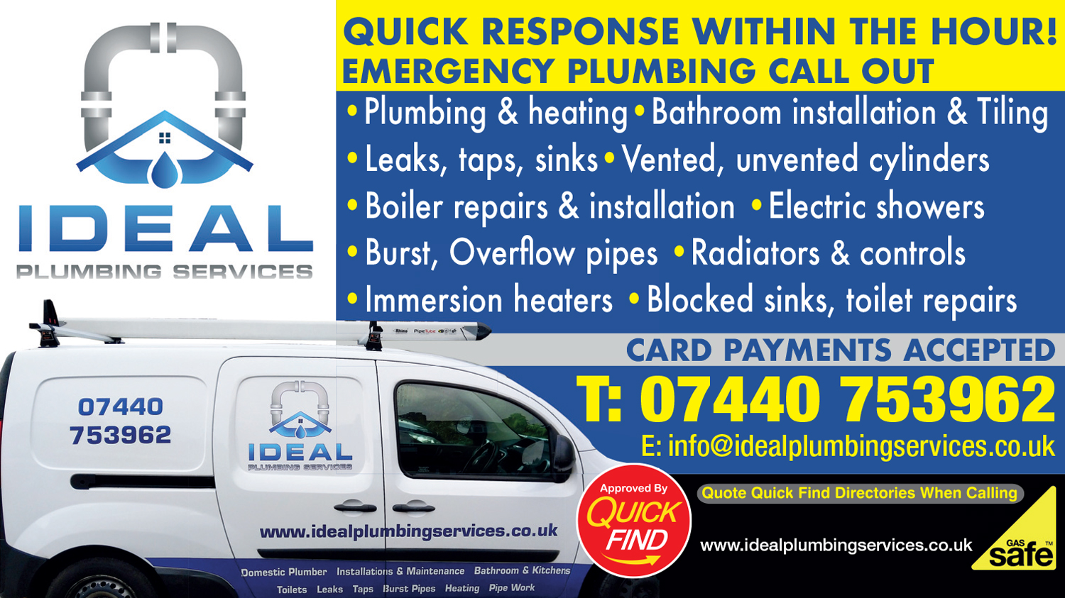 Ideal Plumbing Services